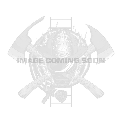 Assorted CAL FIRE Helmet Stickers
