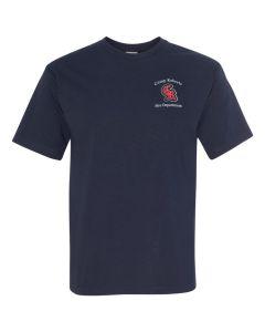 Camp Roberts Fire Short Sleeve T-Shirt