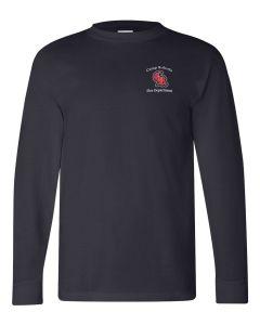 Camp Roberts Fire Long Sleeve T-Shirt