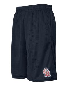 Camp Roberts Fire Mesh PT Shorts with Pockets
