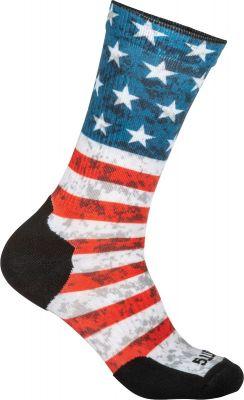 5.11 American Flag Sock
