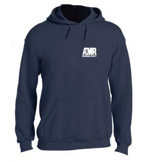 AMR Riverside Navy Pullover Hoodie