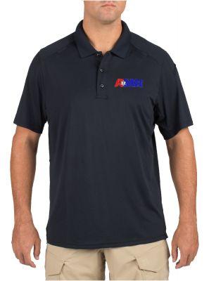 AMR San Bernardino 5.11 Helios Short Sleeve Polo