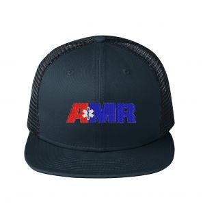 AMR San Bernardino New Era Snapback Trucker Hat