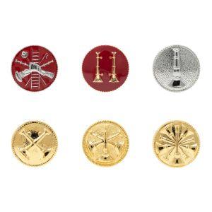 Blackinton A-Series Collar Brass