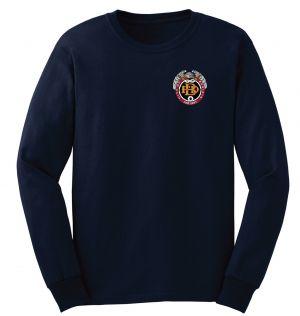 Benicia Fire Duty Long Sleeve T-Shirt