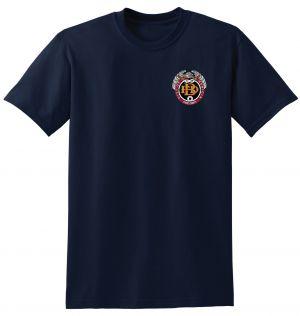 Benicia Fire Duty Short Sleeve T-Shirt