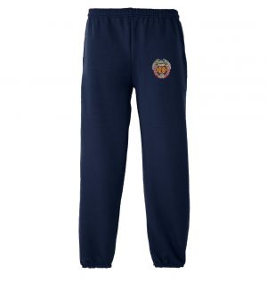 Benicia Fire Sweatpants with Pockets