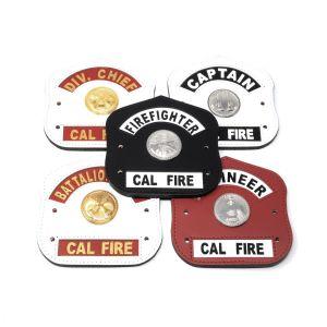 CAL FIRE Helmet Shields