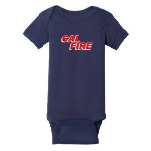 CAL FIRE Baby Onesie