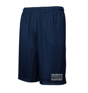 Camp Pendleton Fire Mesh PT Shorts with Pockets