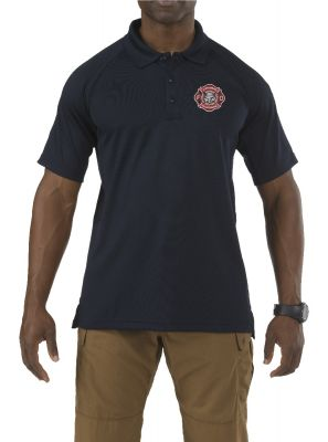Carlsbad Fire 5.11 Performance Polo