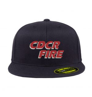 CDCR Fire Flexfit 210 Fitted Hat