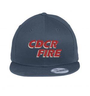 CDCR Fire New Era Flatbill Snapback