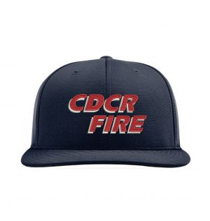 CDCR Fire Richardson PTS20 R-Flex Hat