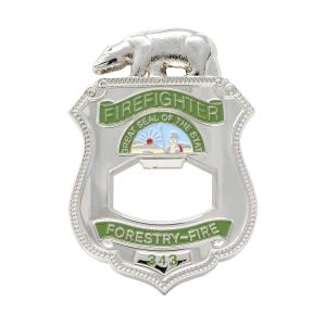 CAL FIRE Bottle Opener