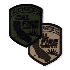 CAL FIRE LE Patch