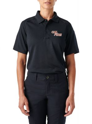 CAL FIRE 5.11 Women's Performance Polo