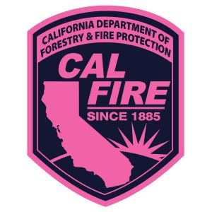 CAL FIRE Cares Patch