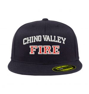 Chino Valley Fire Flexfit 210 Fitted Hat