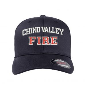 Chino Valley Fire Flexfit Wooly Combed Hat