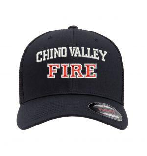 Chino Valley Fire Flexfit Trucker Mesh Hat