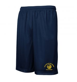 COD Fire Mesh PT Shorts with Pockets