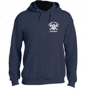 Combat Center Fire Pullover Hoodie