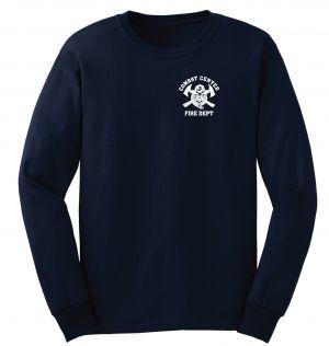 Combat Center Fire Duty Long Sleeve T-Shirt