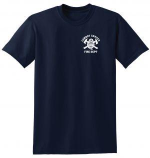 Combat Center Fire Duty Short Sleeve T-Shirt