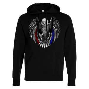 Eagle Pullover Hoodie
