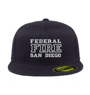 Federal Fire Flexfit 210 Fitted Hat