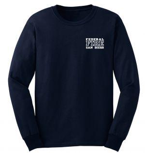 Federal Fire Duty Long Sleeve T-Shirt