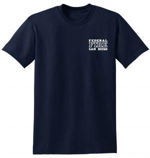 Federal Fire Duty Short Sleeve T-Shirt