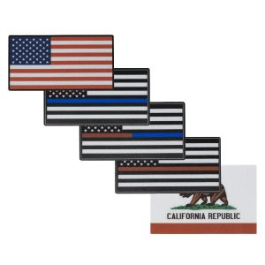 Assorted Flag Stickers