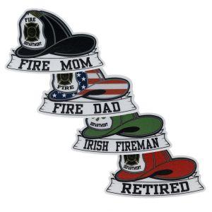 Assorted Helmet Stickers