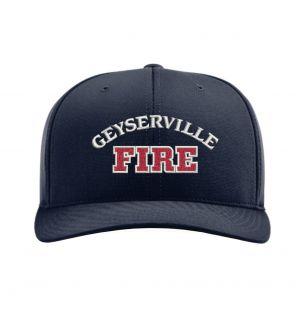 Geyserville Fire Richardson 653 R-Flex Hat