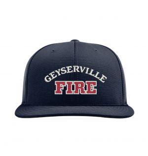 Geyserville Fire Richardson PTS20 R-Flex Hat