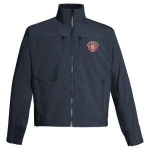 Hanford Fire Flying Cross Softshell Layertech Jacket