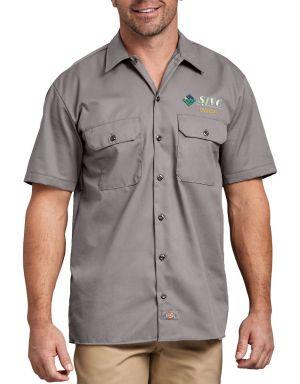 SJVC HVAC-R Button Up Shirt