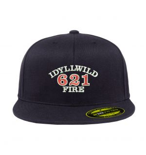 Idyllwild Fire Flexfit 210 Fitted Hat