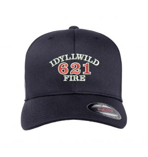 Idyllwild Fire Flexfit Wooly Combed Hat