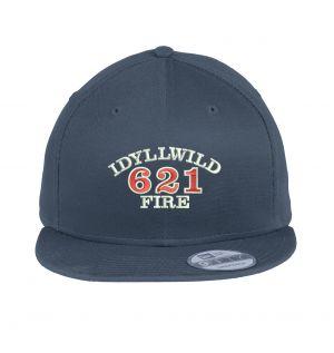 Idyllwild Fire New Era Flatbill Snapback