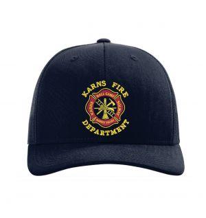 Karns Fire Richardson 112 Trucker Hat