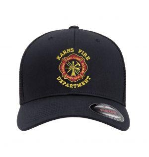 Karns Fire Flexfit Trucker Mesh Hat