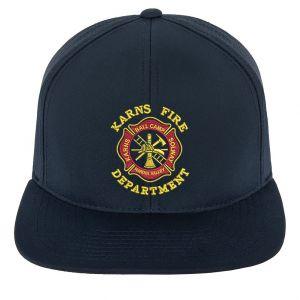 Karns Fire Bucket Brigade Vent Hat