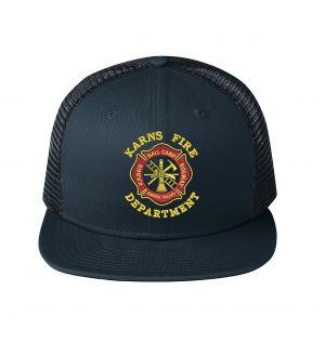 Karns Fire New Era Snapback Trucker Hat