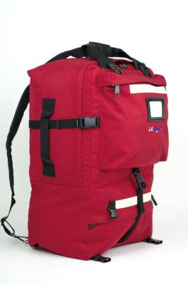 L.A. Rescue Red Mission Pack Bag