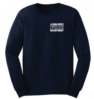 La Habra Heights Fire Duty Long Sleeve T-Shirt
