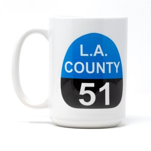 LA 51 Mug